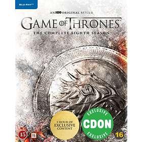 Game of Thrones - Kausi 8 (CDON Exclusive)