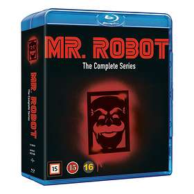 Mr. Robot - The Complete Series 1-4