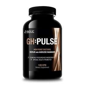 Self Omninutrition GH Pulse 120 Tabletter