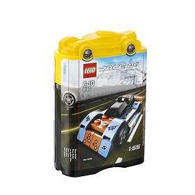 LEGO Racers 8193 Blue Bullet