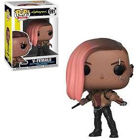 Funko Pop! Cyberpunk 2077 V- Female