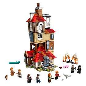 LEGO Harry Potter 75980 L'attaque du Terrier des Weasley