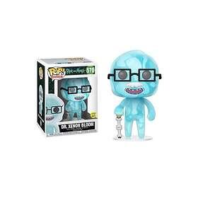 Funko POP! Rick and Morty 570 Dr. Xenon Bloom