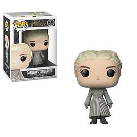 Funko POP! Game of Thrones 59 Daenerys Targaryen (w/ White Coat)