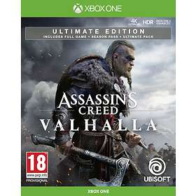 Assassin's Creed Valhalla - Ultimate Edition (Xbox One)