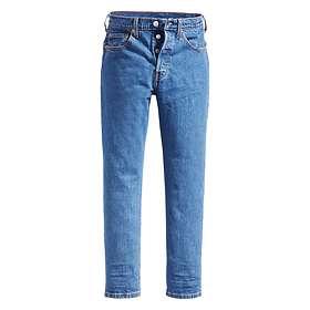Levi's 501 Crop Jeans (Dam)