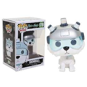 Funko POP! Rick and Morty 178 Snowball