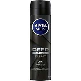 Nivea Men Deep Dry & Clean Deo Spray 150ml