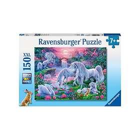 Ravensburger Unicorns in the Sunset Glow XXL 150 Bitar
