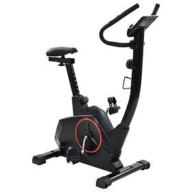 vidaXL Magnetic Exercise Bike With Pulse Measurement XL