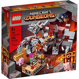 LEGO Minecraft 21163 Punakiven Taistelu