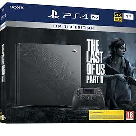 Sony PlayStation 4 (PS4) Pro 1TB (inkl. The Last of Us: Part II) - Limited Ed.