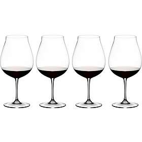 Riedel Vinum New World Pinot Noir Viinilasi 80cl 4-pack