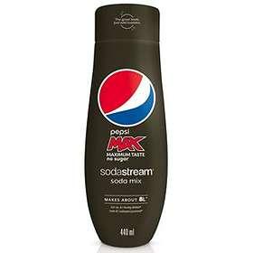 SodaStream Pepsi Max 440ml
