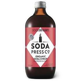 SodaStream SodaPress Raspberry & Mint 500ml