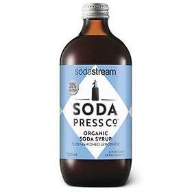 SodaStream SodaPress Lemonade 500ml