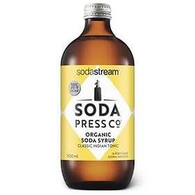 SodaStream SodaPress Indian Tonic 500ml