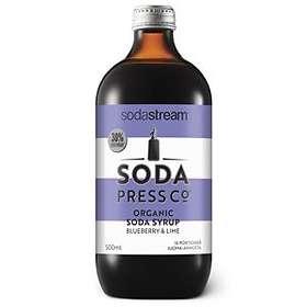 SodaStream SodaPress Blueberry & Lime 500ml