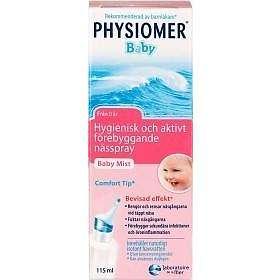 Laboratoire de la Mer Physiomer Baby Flytande 115ml
