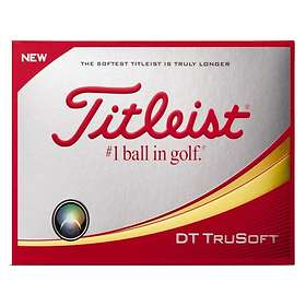 Titleist DT Trusoft (12 Bollar)