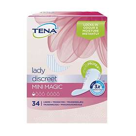 Tena Lady Mini Magic (34-pack)