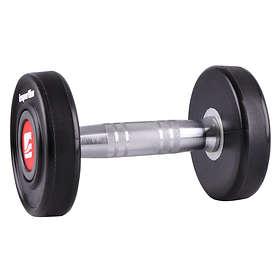 InSportLine Rubber Dumbbell Pro 2kg