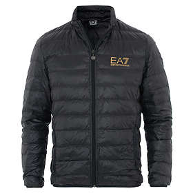 Emporio Armani EA7 Train Core Light Down Hoodie Jacket (Herr)