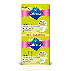 Libresse Dailies Style So Slim Duo (60-pack)