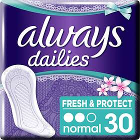 Always Dailies Fresh & Protect Normal (30-pack)
