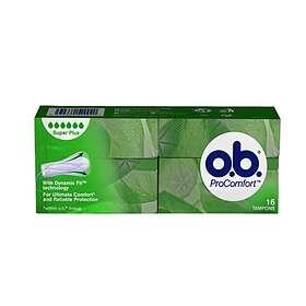 O.B. ProComfort Super Plus Duo (16-pack)