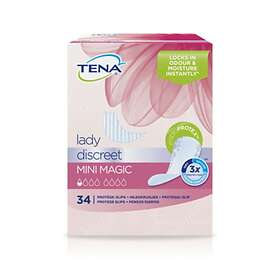 Tena Lady Discreet Mini Magic (34-pack)