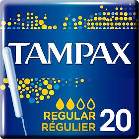 Tampax Regular (20-pack)