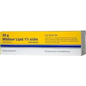 Mildison Lipid 1% Kräm 30g