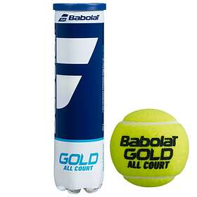 Babolat Gold All Court (4 bollar)