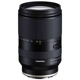 Tamron 28-200/2.8-5.6 Di III RXD for Sony E
