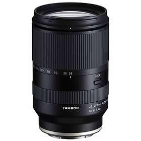 Tamron 28-200/2,8-5,6 Di III RXD for Sony E