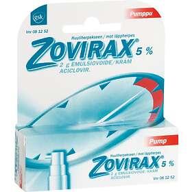 Zovirax Kräm 5% 2g