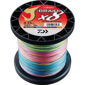 Daiwa J-Braid Grand X8 0.24mm 500m