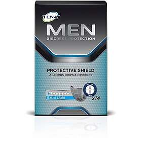 Tena Men Protective Shield Extra Light (14-pack)