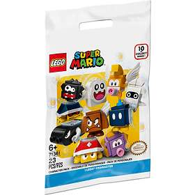 LEGO Super Mario 71361 Hahmopakkaukset