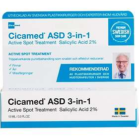 Cicamed ASD 3in1 Active Spot Treatment 15ml