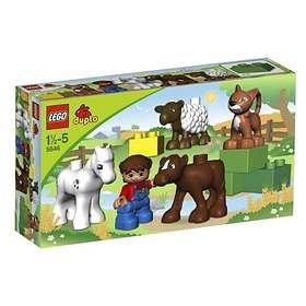 LEGO Duplo 5646 Les bébés animaux de la ferme