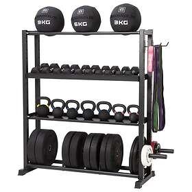 Master Fitness X-Fit Storage Rack