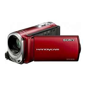 Sony Handycam DCR-SX34E