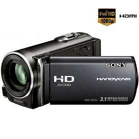 Sony Handycam HDR-CX155E