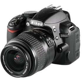 Nikon D3100 + AF-S DX 18-55/3,5-5,6 G VR