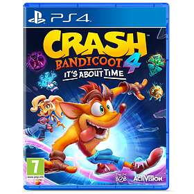 Crash Bandicoot 4: It's About Time (PS4)
