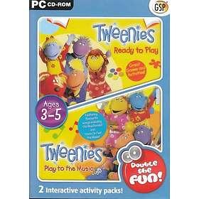 Tweenies: Play to the Music/Tweenies: Ready to Play Double Pack