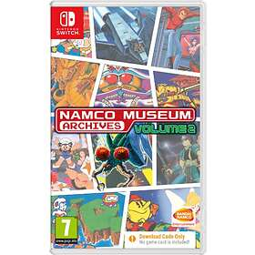 Namco Museum Archives Volume 2 (Switch)