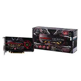 XFX Radeon HD5770 XXX HDMI DP 2xDVI 1GB